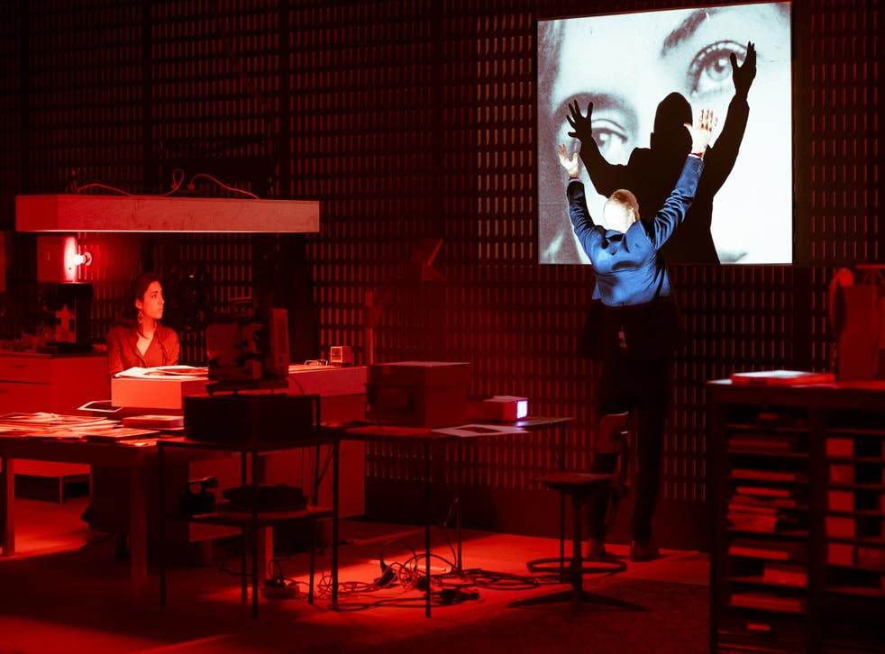 Belgian director Ivo van Hove's production of 'The Diary of One Who Disappeared'