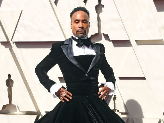 Billy Porter calls out 'enraging' double standard in Hollywood for gay and straight actors