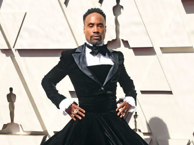 Billy Porter at the 2019 Academy Awards
