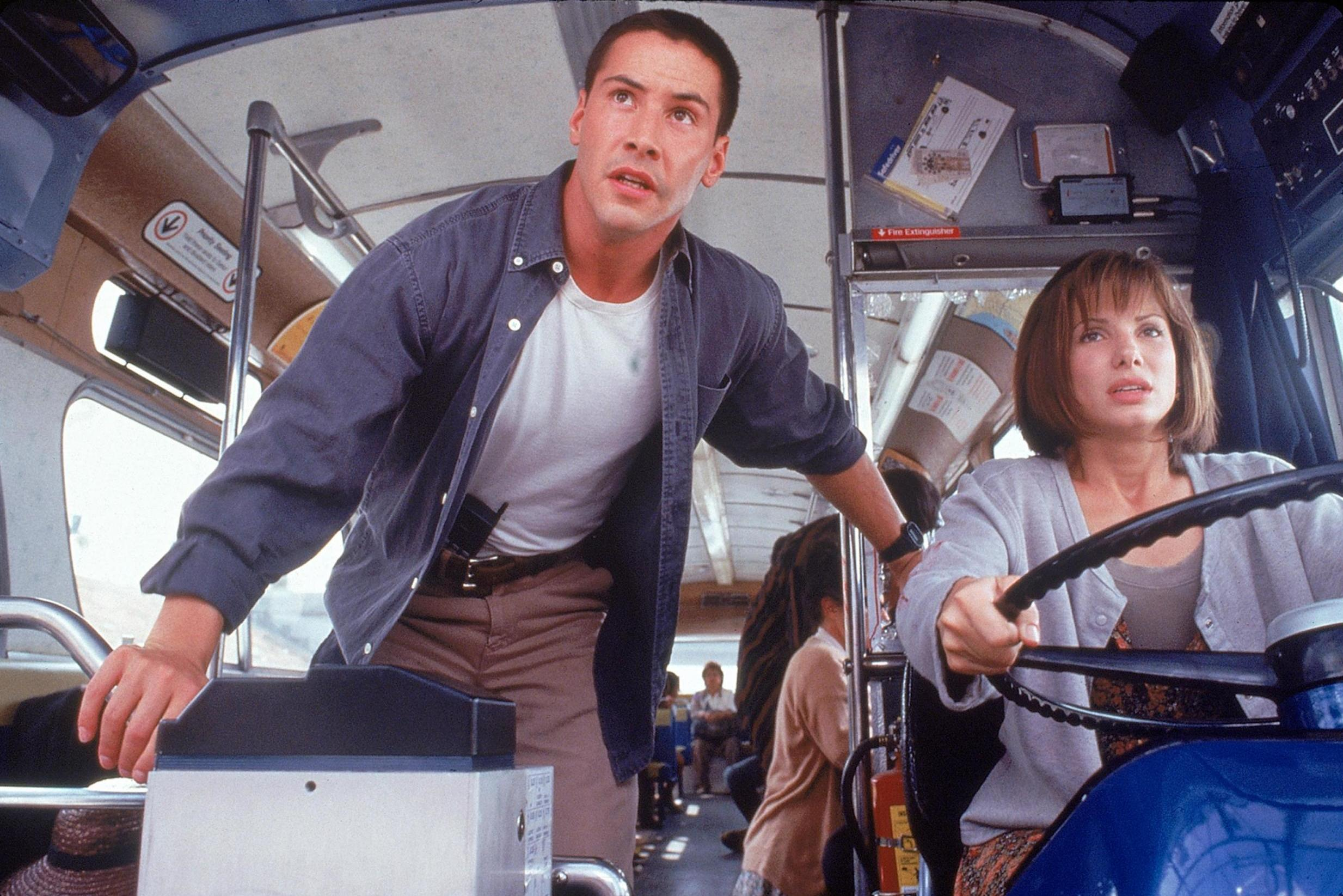 Keanu Reeves and Sandra Bullock, and why we still want them ...