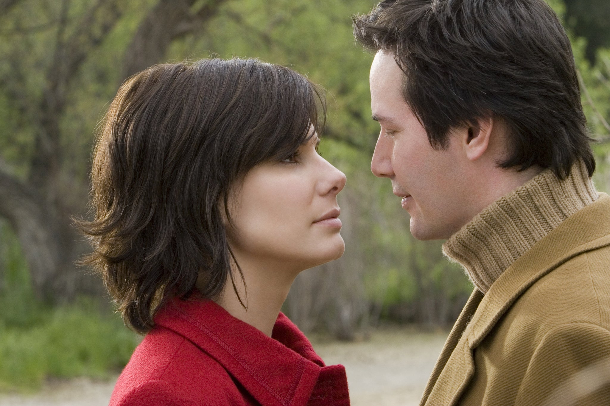 Keanu Reeves and Sandra Bullock, and why we still want them