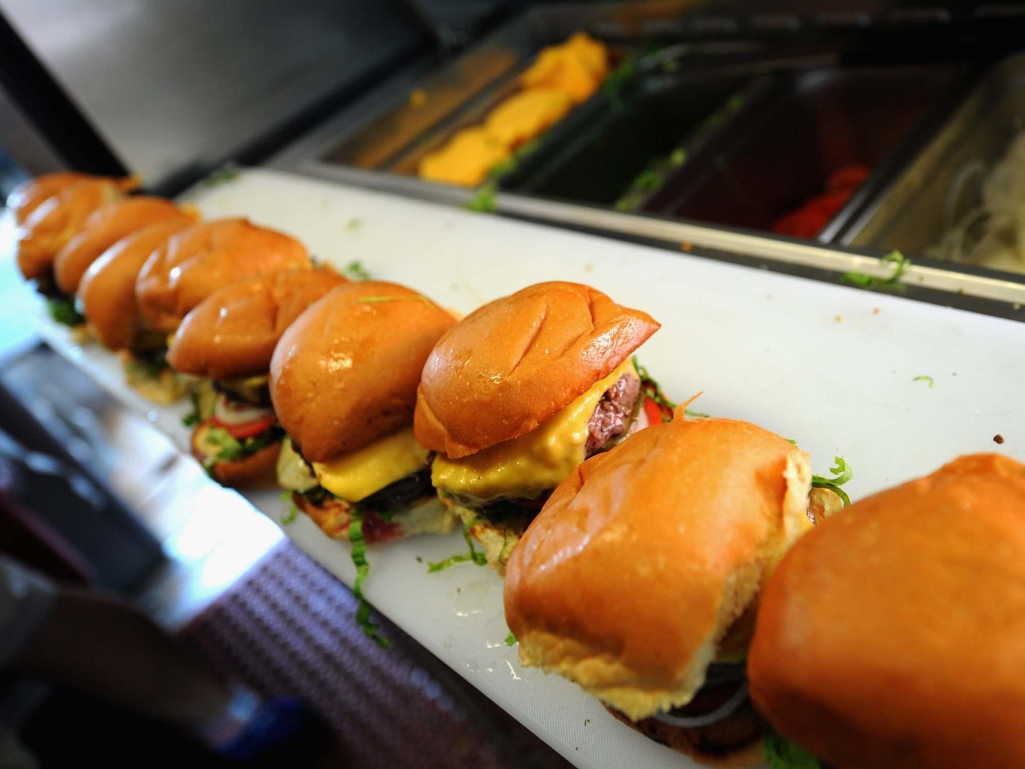 Wahlburgers restaurant review: A sad, slow burger for a big name 1