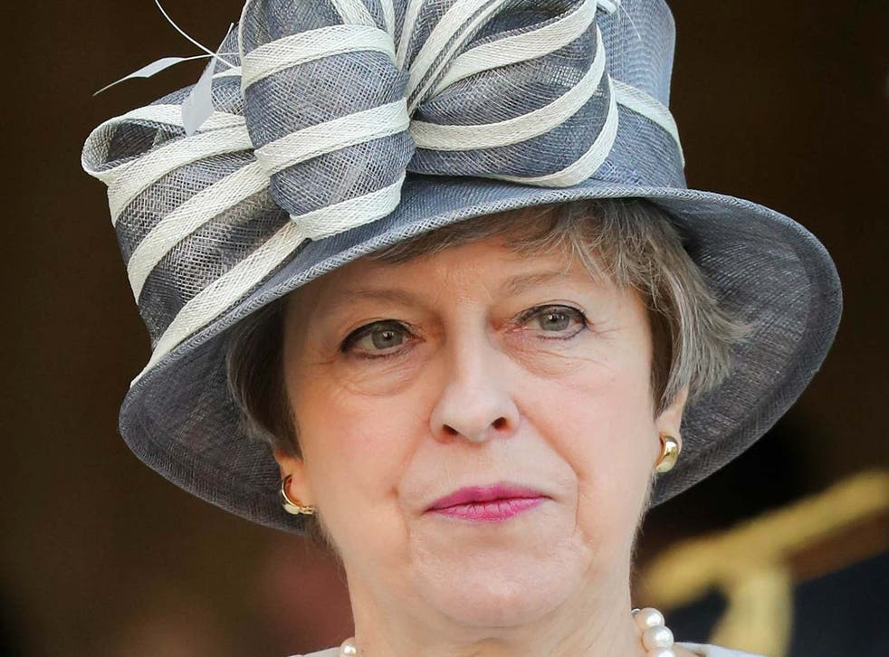 Theresa May's legislation to set a path to 'net zero' greenhouse gas emissions by the middle of the century.