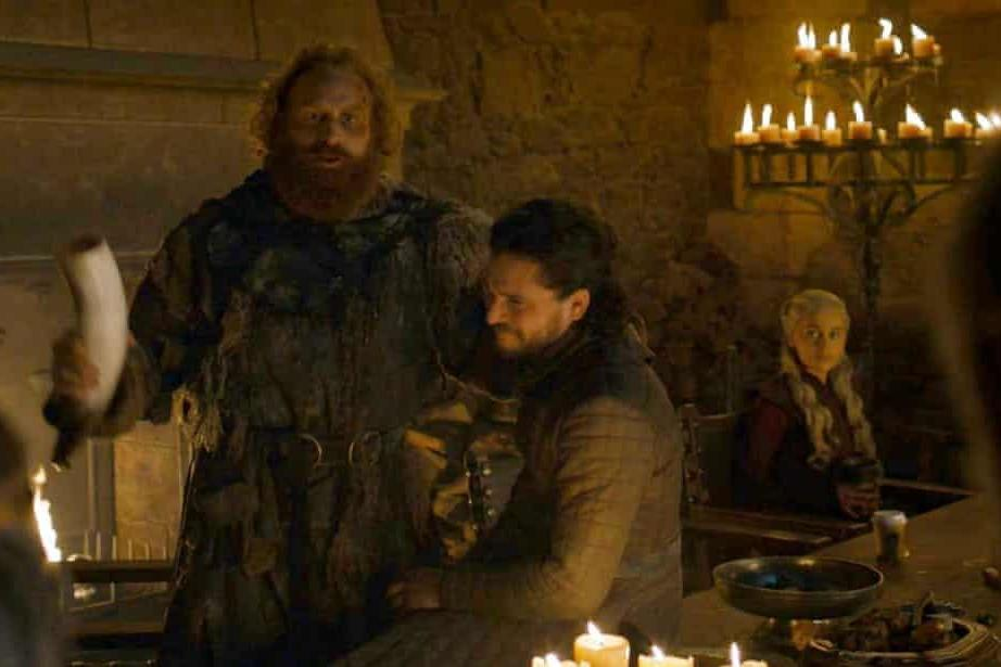 Game of Thrones star Conleth Hill denies any involvement in coffee cup controversy