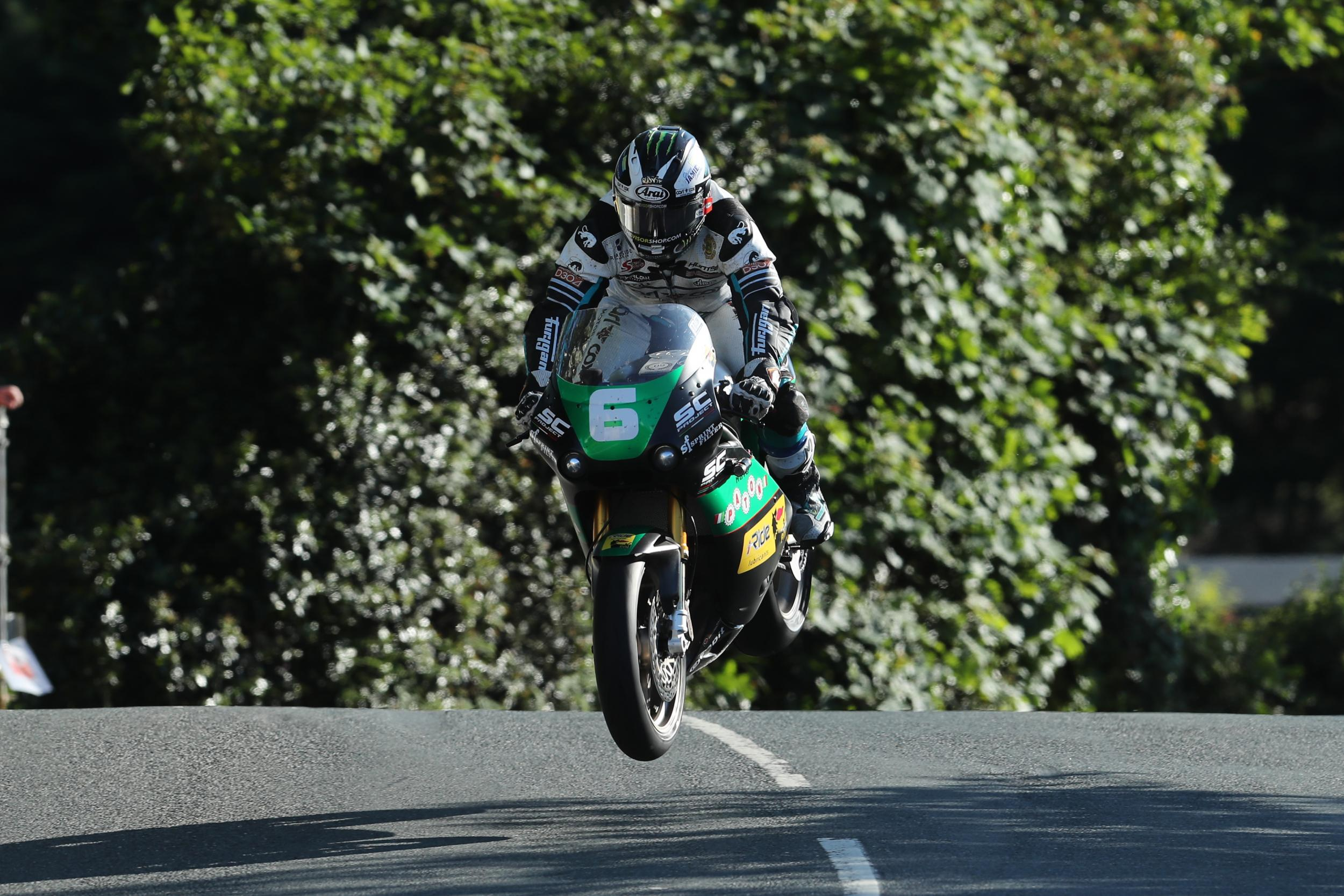 Daley Mathison dead: Isle of Man TT rider dies after crash during