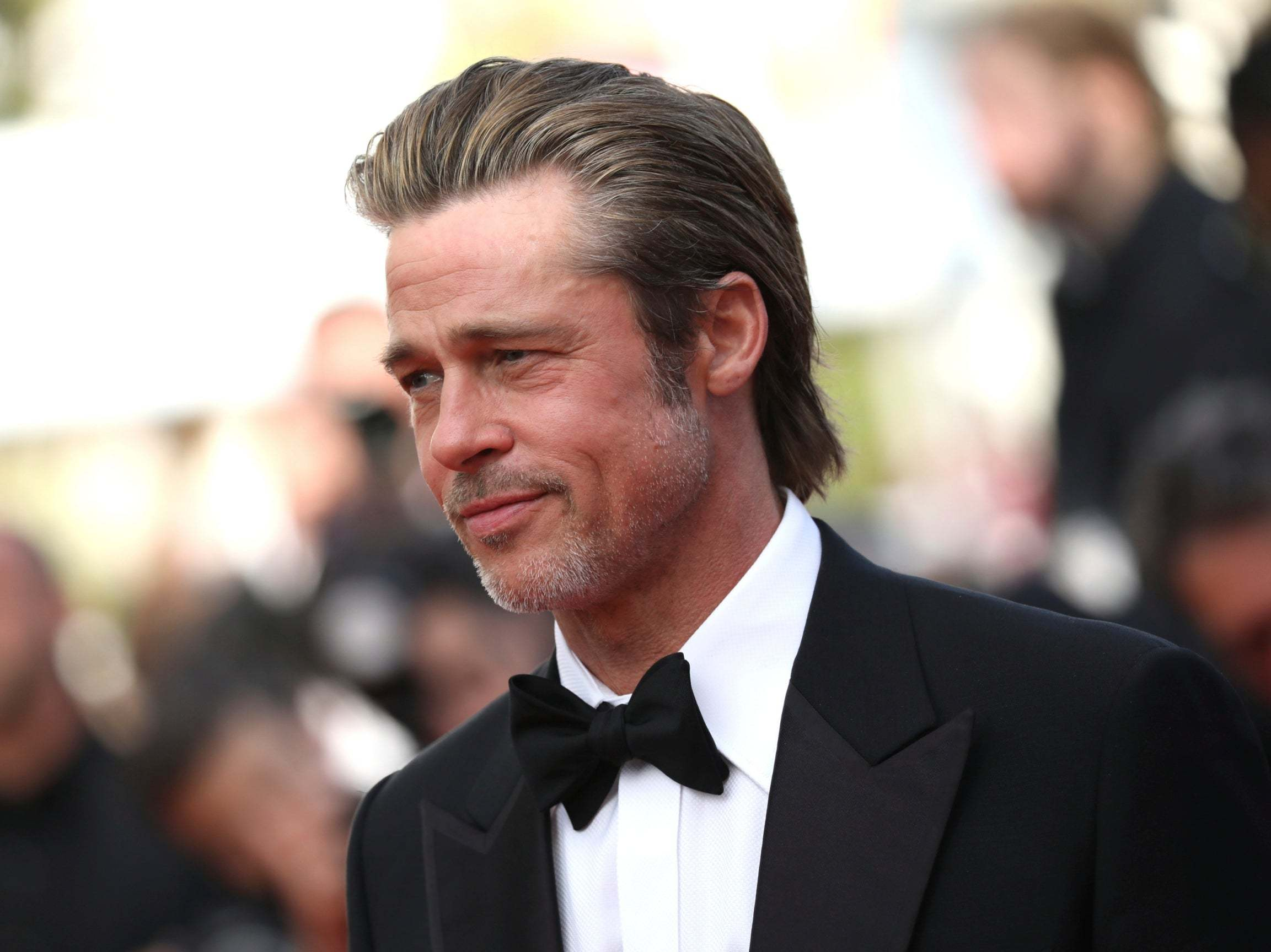 Brad Pitt says Harvey Weinstei...