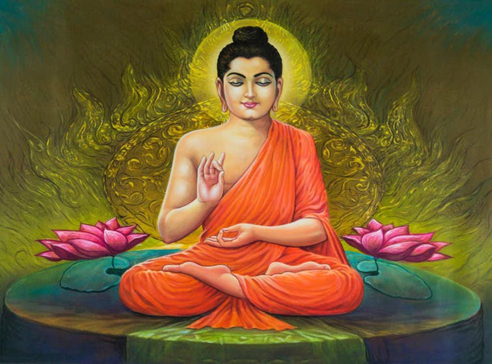 Buddha: revered all over Asia... except in India