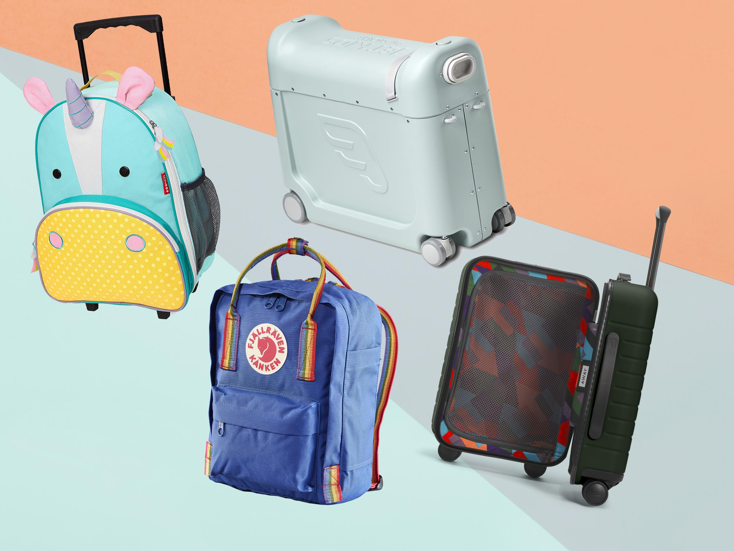 d34dfadd60d3 Best children's luggage: Suitcases, backpacks and carry-ons that are ...