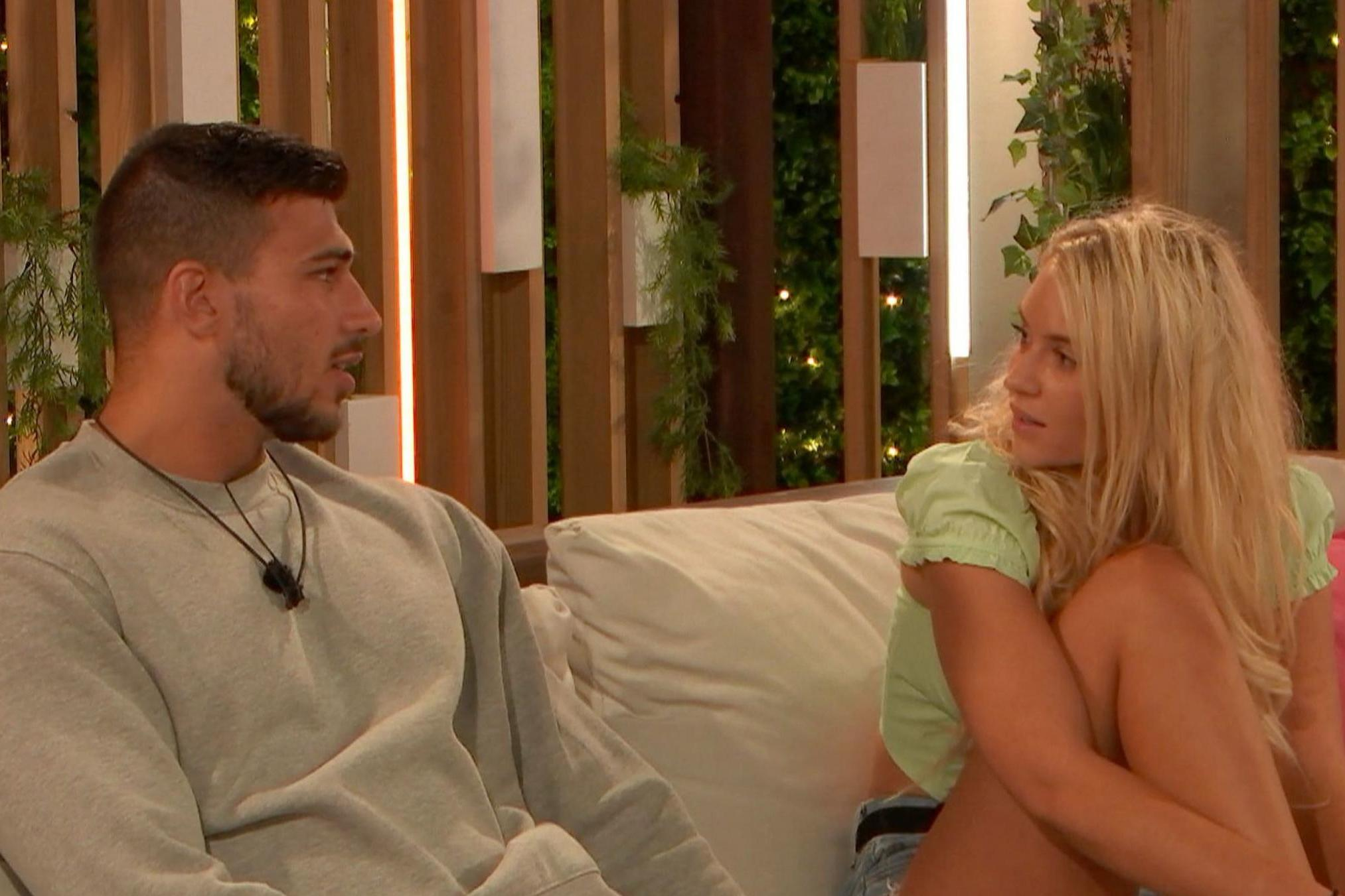 Love Island catch-up: Callum leaves the villa, Lucie picks Joe and