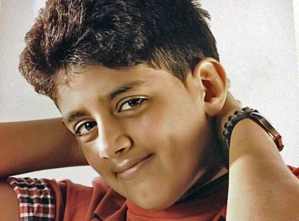 Murtaja Qureiris could face the death penalty for offences that date back to when he was 10