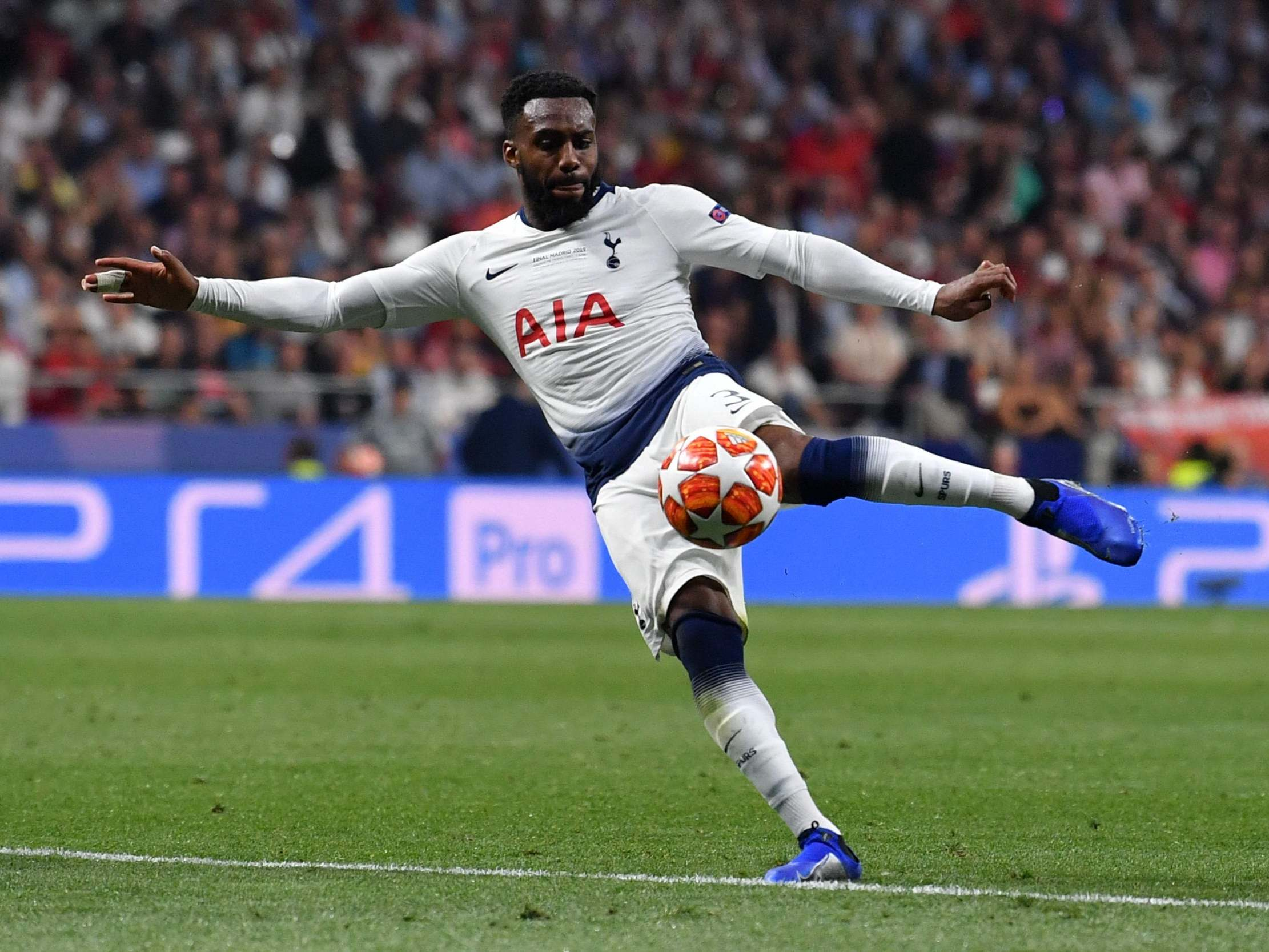 Tottenham transfer news: Danny Rose says it is 'no secret' he may leave Spurs this summer