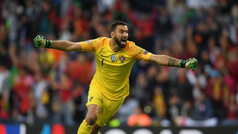 Image result for rui patricio nations league