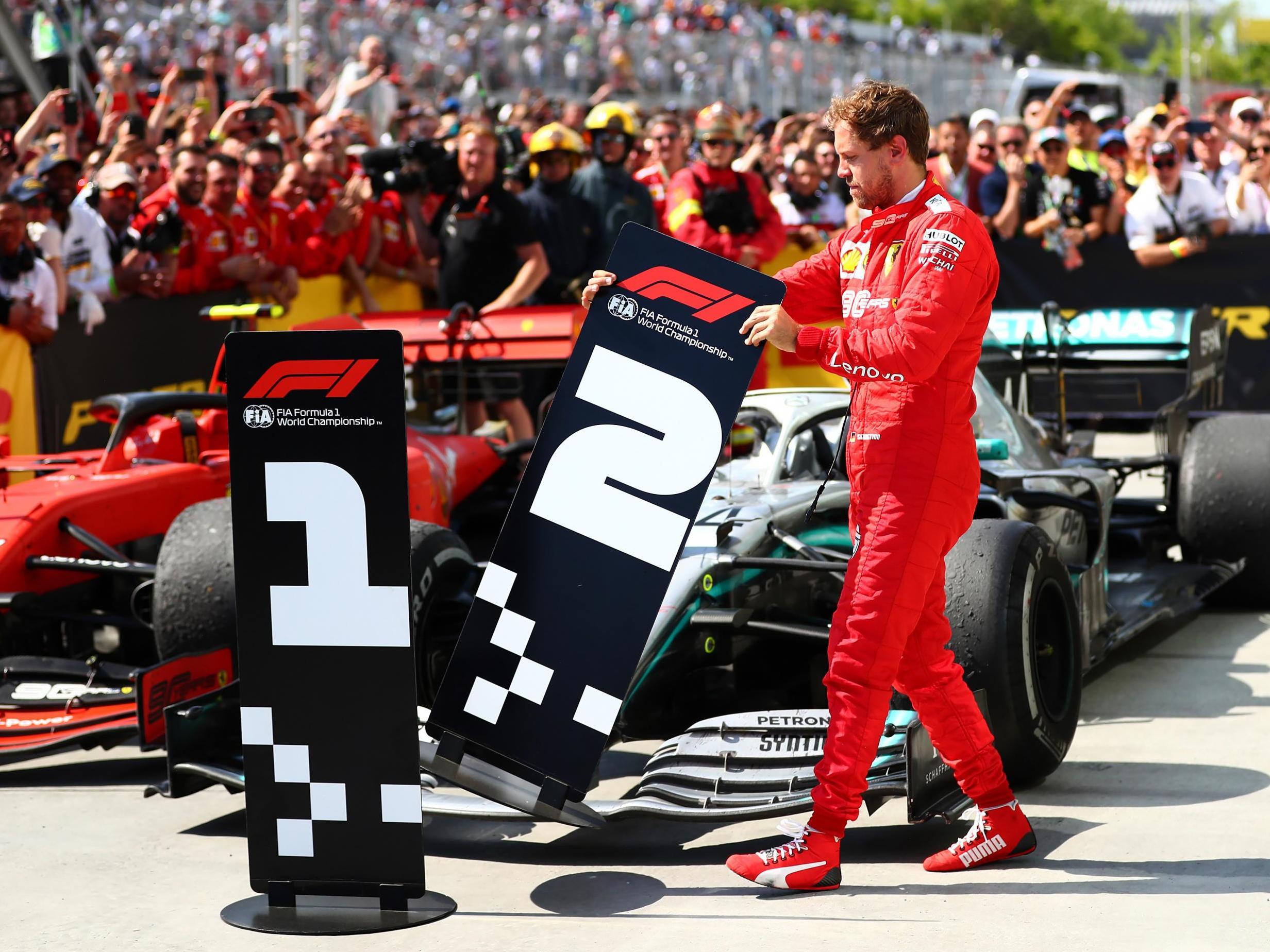 Sebastian Vettel - latest news, breaking stories and comment - The