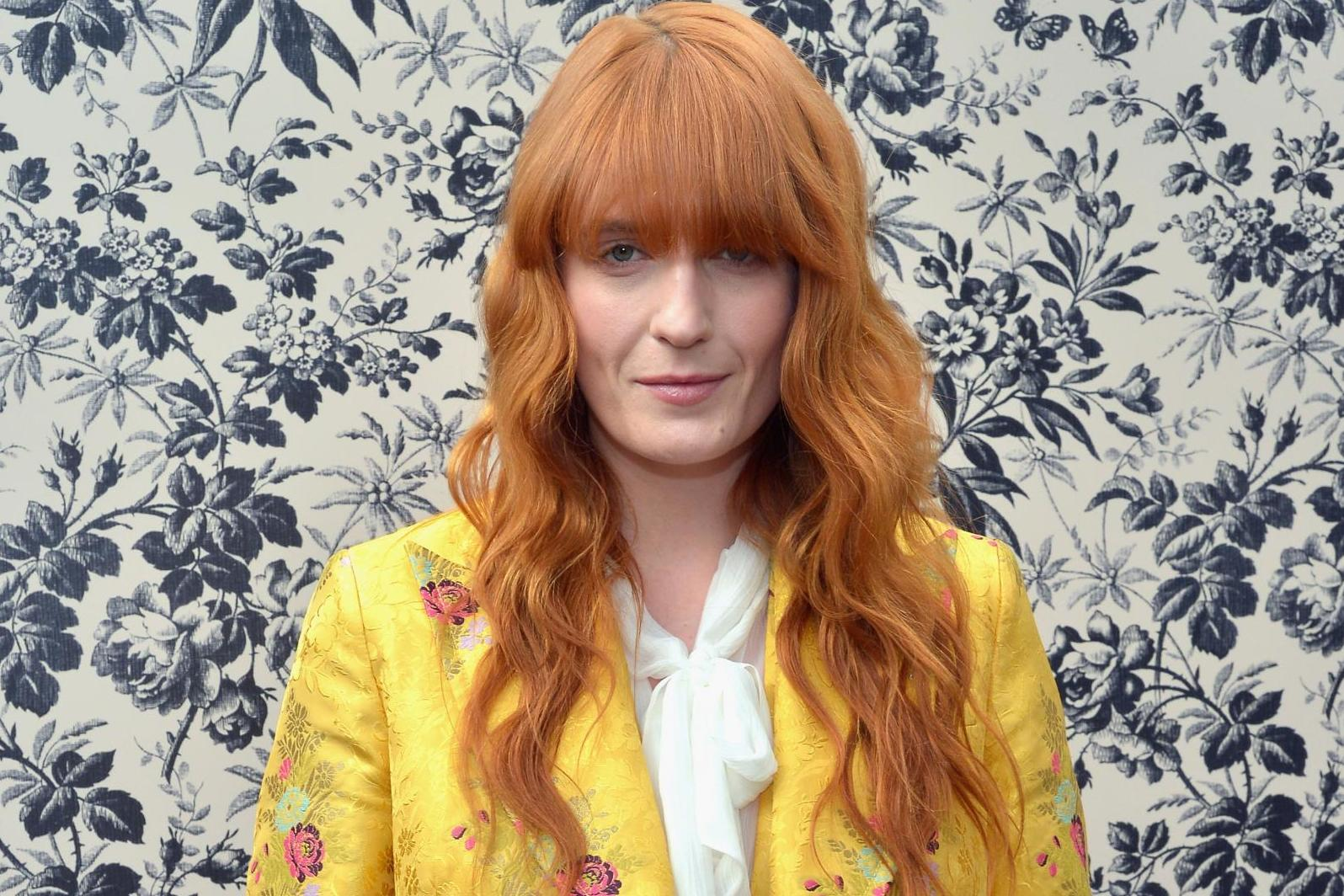 Florence Welch calls social media her 'personalised shame hole' in honest discussion about recovery
