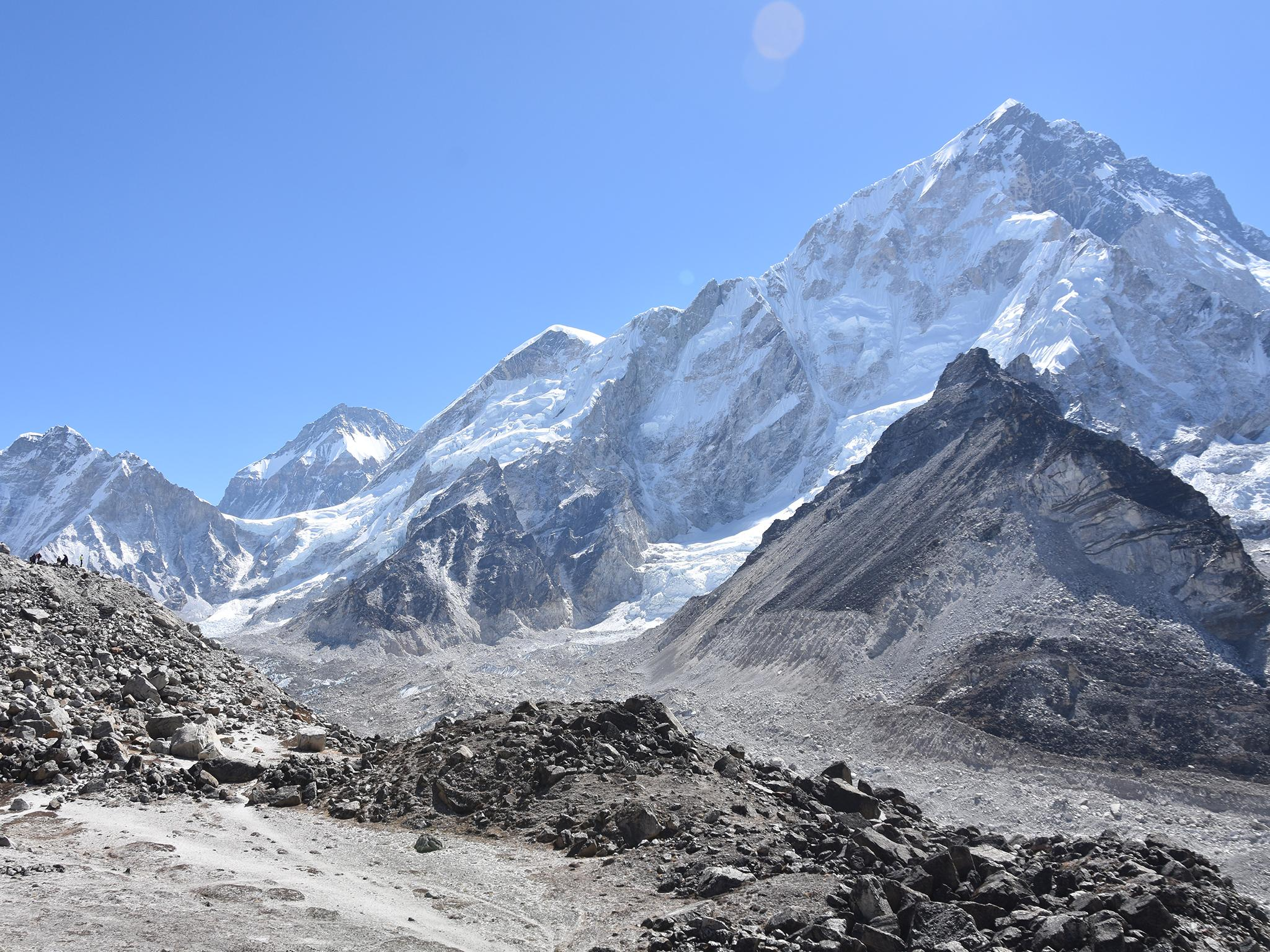 Mount Everest is no longer just for adventurers – it's a well-trodden tourist trail | The ...