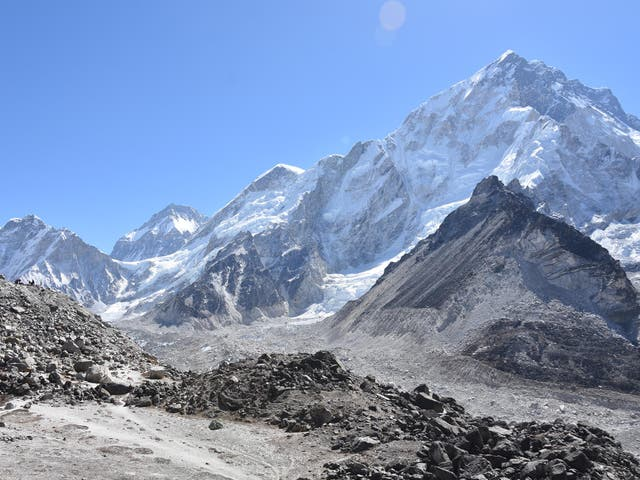 The Everest base camp trail: more well-trodden tourist trek than lone adventurer's haven