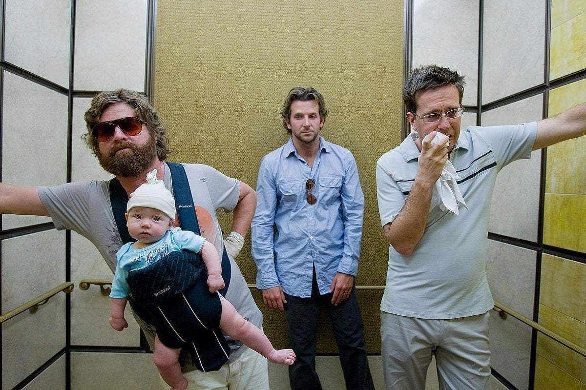 The Hangover At 10 How The Problematic Comedy Failed To Stand The Test Of Time The Independent The Independent