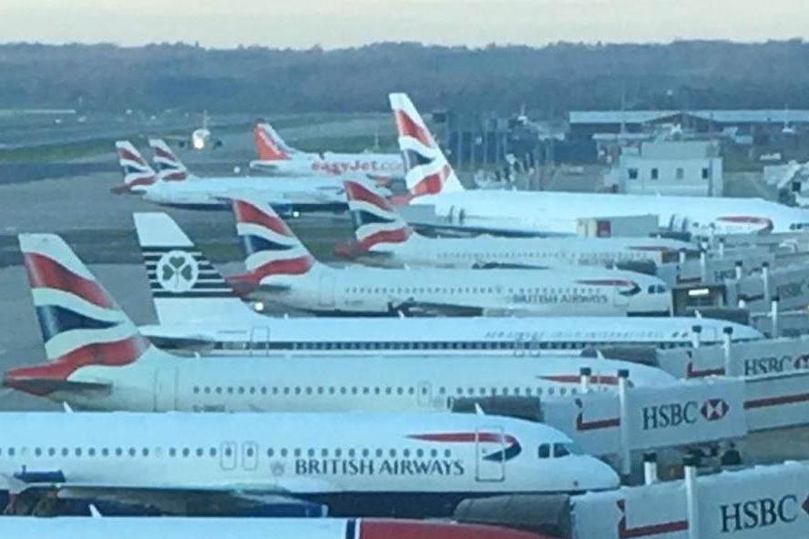 British Airways: closing Gatwick solves the Heathrow problem