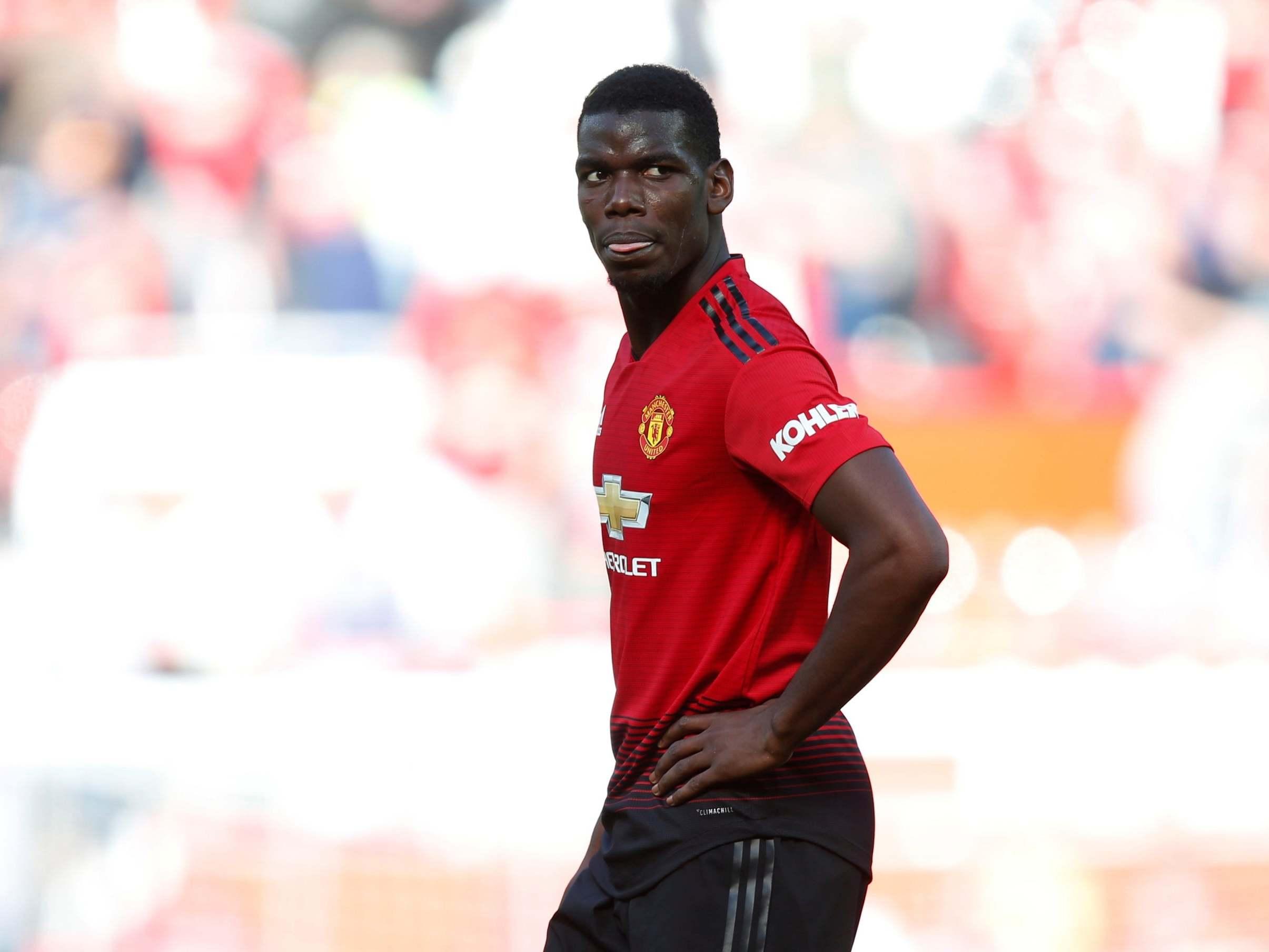 Manchester United transfer news: Tottenham's Christian Eriksen lined up should Paul Pogba leave