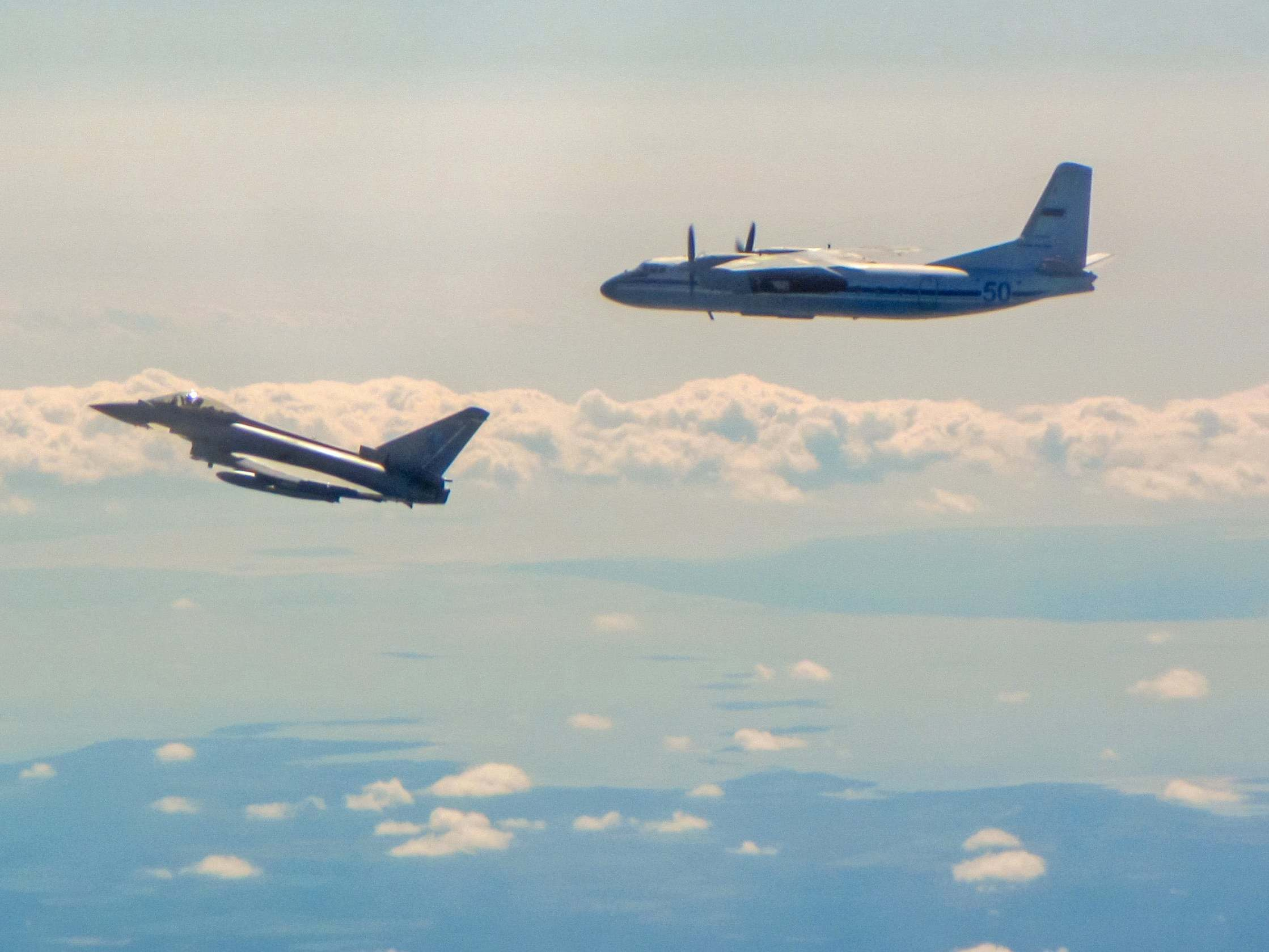 Royal Air Force - latest news, breaking stories and comment