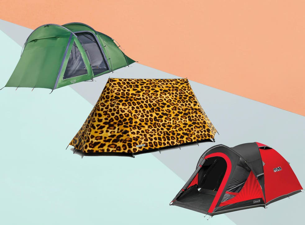 We erected and spent a night in a range of tents to see how they would fare at any one of the hundred or more festivals happening around the UK this summer