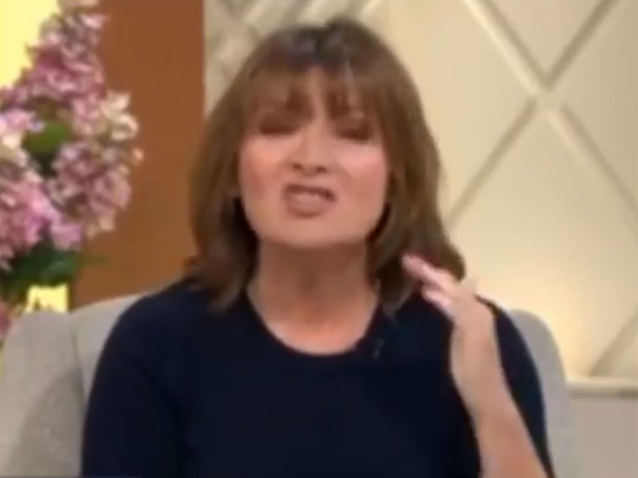 3c46d6365fde Lorraine Kelly castigates Tory leadership hopeful Esther McVey over LGBT+  stance as feud escalates | The Independent