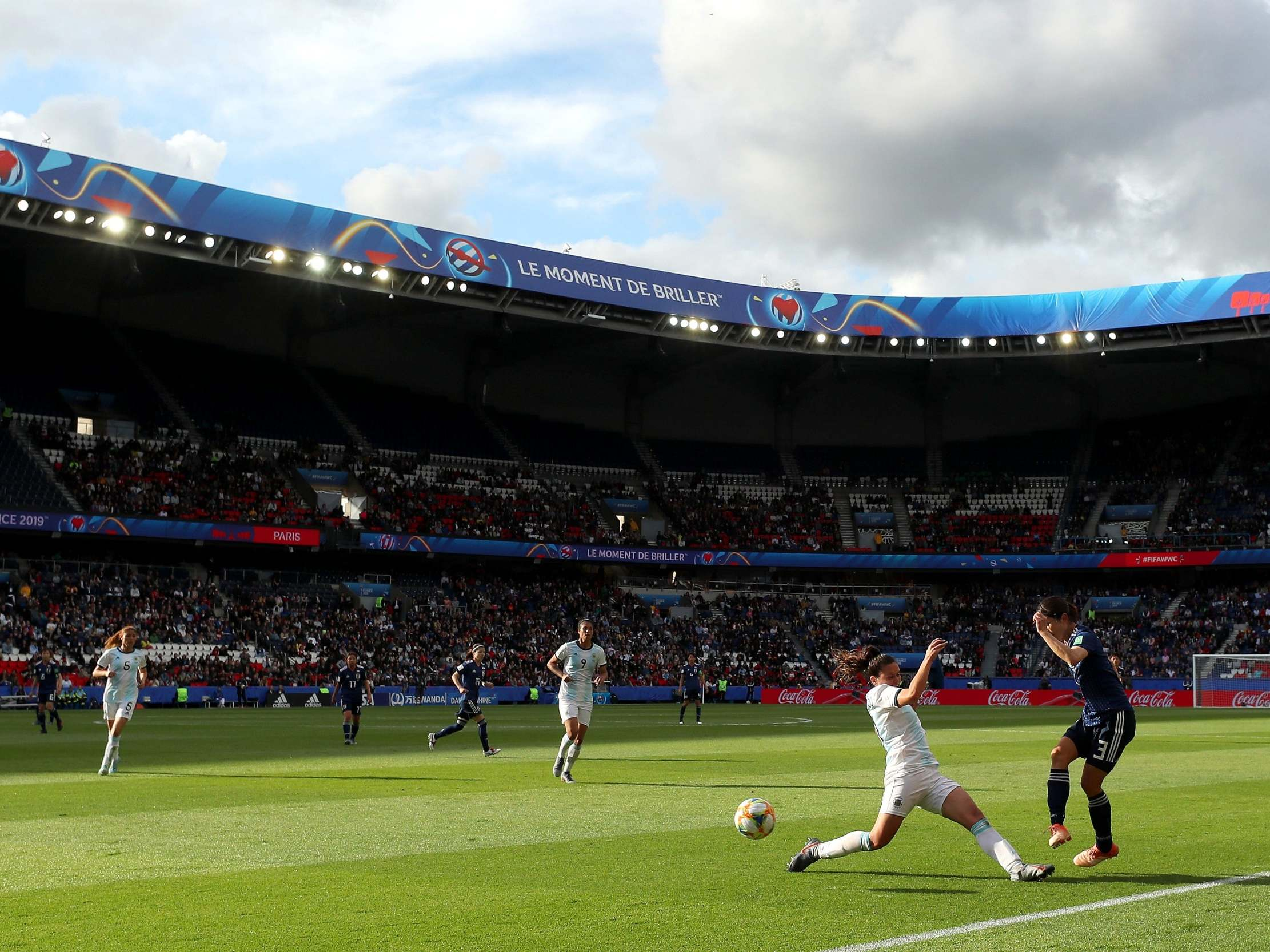 Women's World Cup 2019: Fifa rejects criticism of ticketing