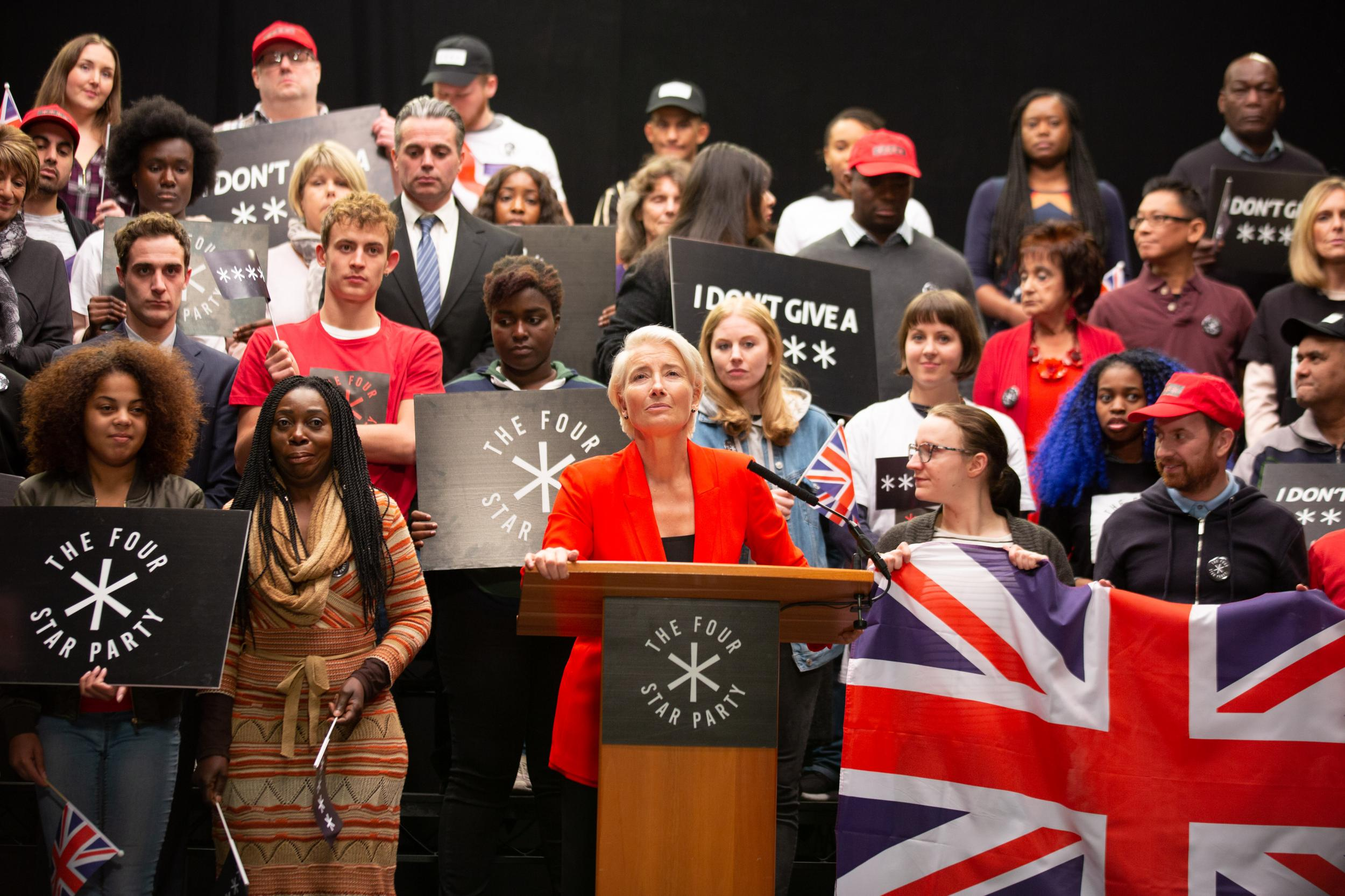 Years and Years review, episode 5: Emma Thompson makes for a