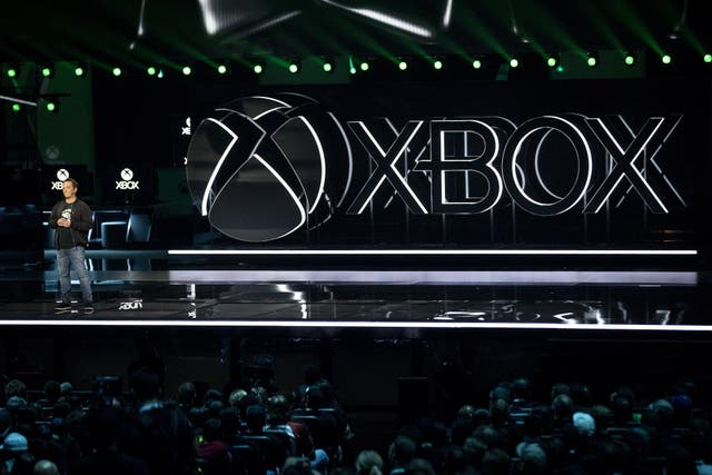 Microsoft's executive vice-president of Gaming Phil Spencer announces Project Scarlett, the next Microsoft console to be released in 2020