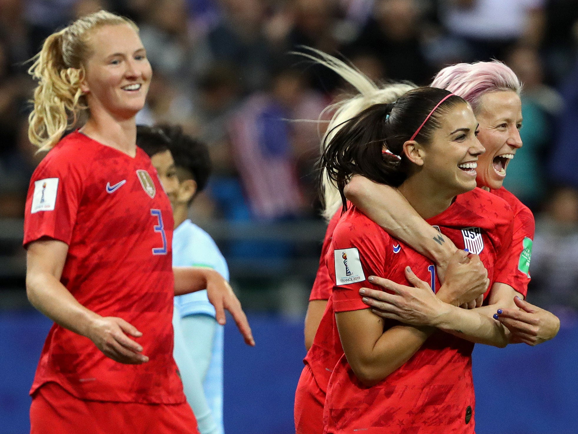 Women's World Cup 2019 power rankings: United States and