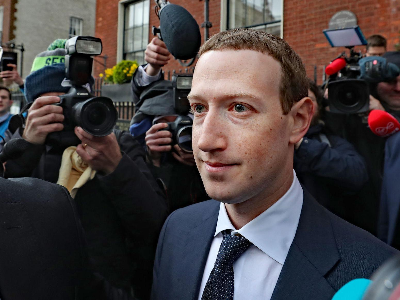 Mark Zuckerberg - latest news, breaking stories and comment