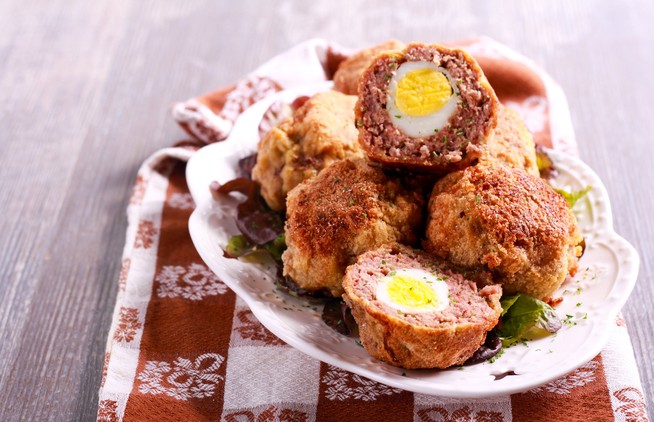 Scotch eggs and haggis are among the UK's least popular British foods and Twitter is angry 1