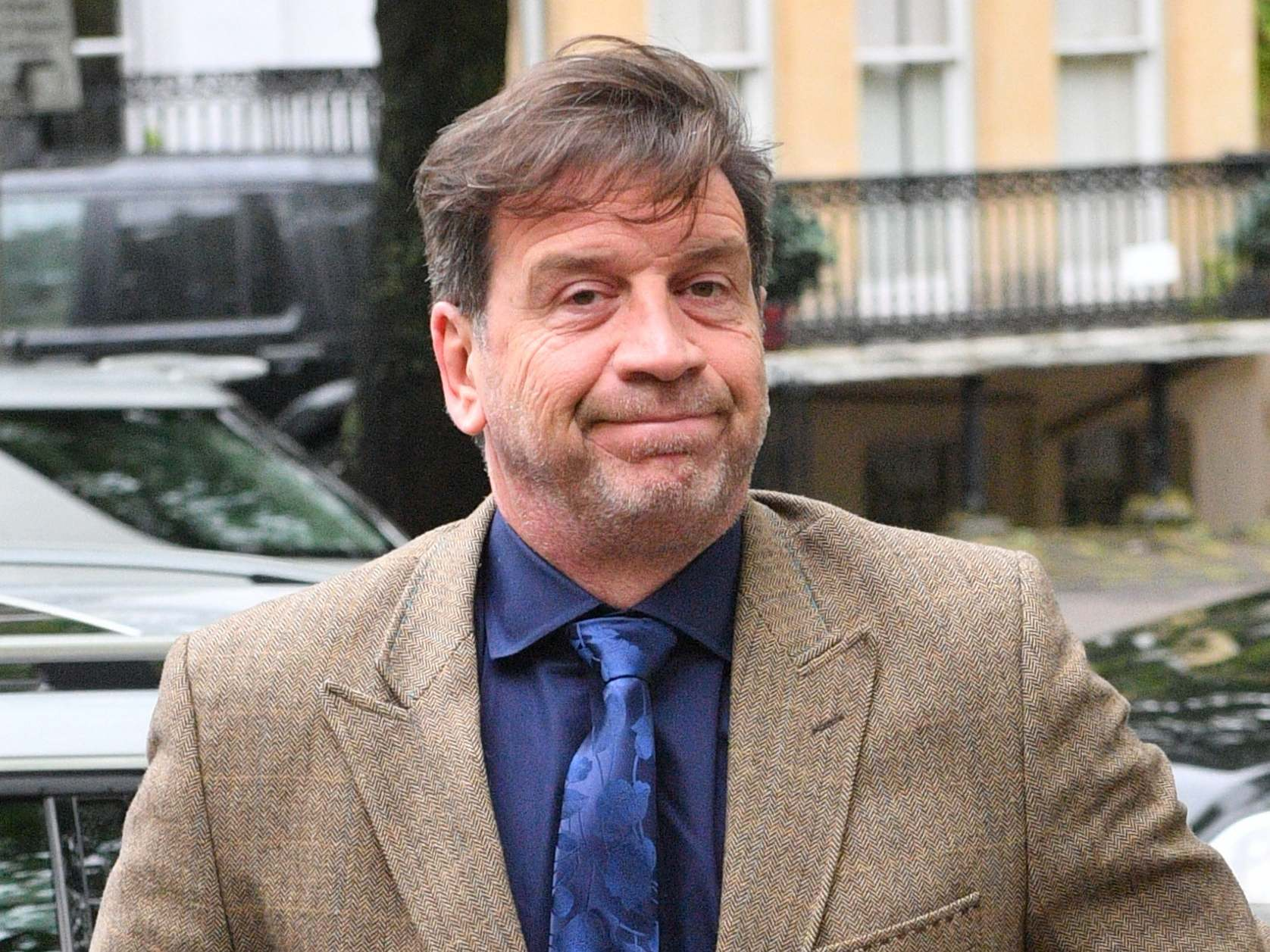 Nick Knowles: BBC host banned from driving for speeding while on phone, before asking judge if he can drive home