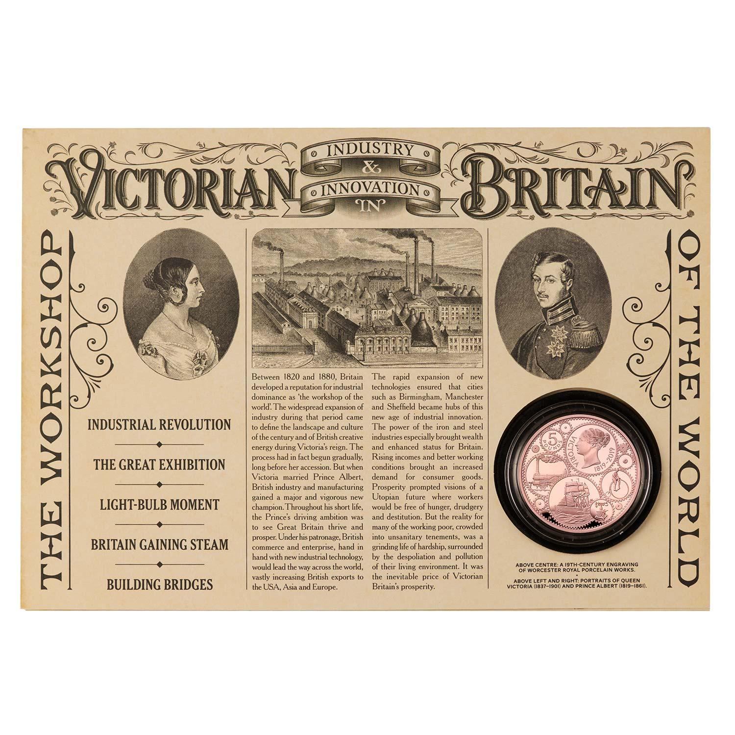 Discover The Royal Mint's new commemorative Queen Victoria