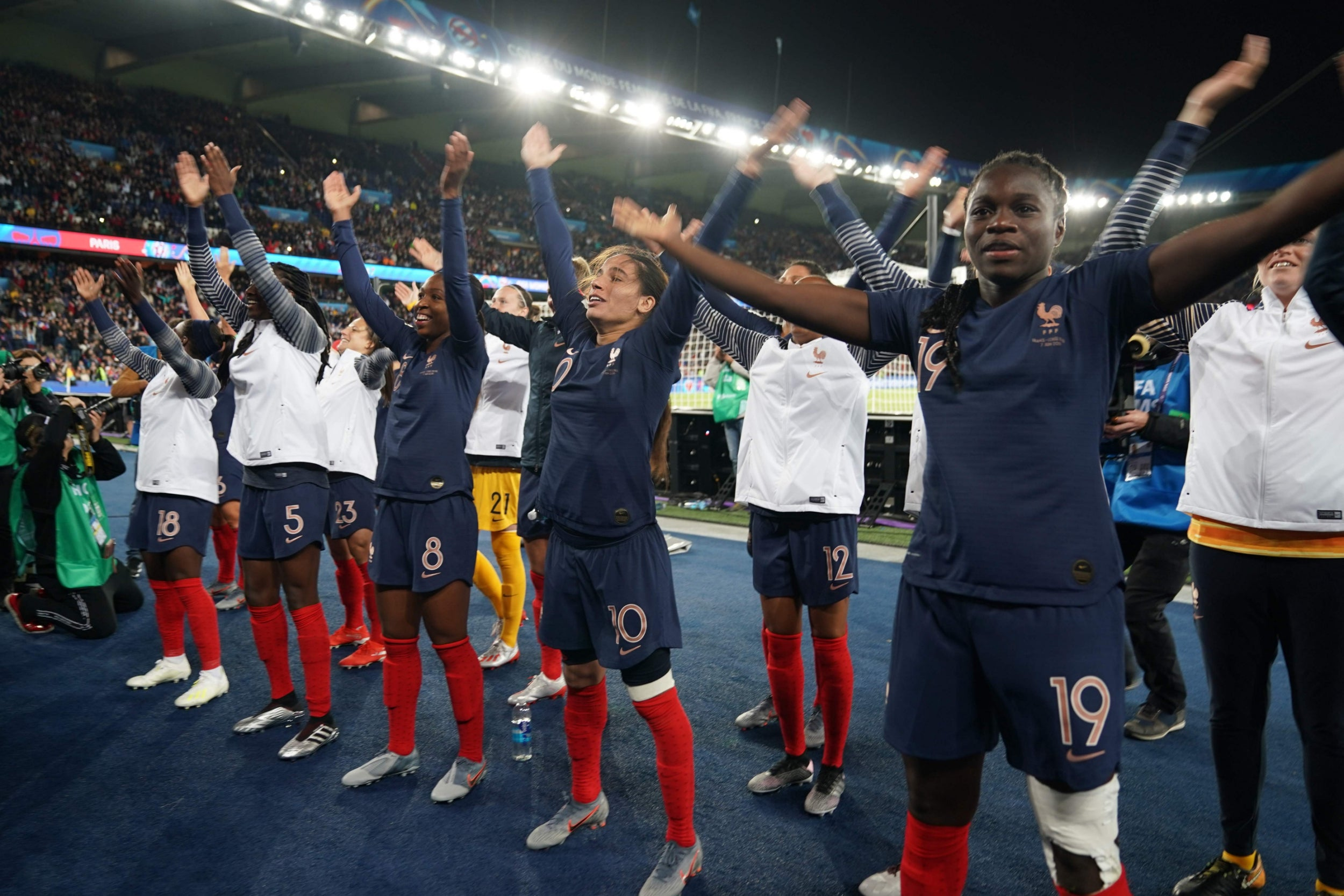 USA vs Netherlands: Live stream searches for Women's World Cup final