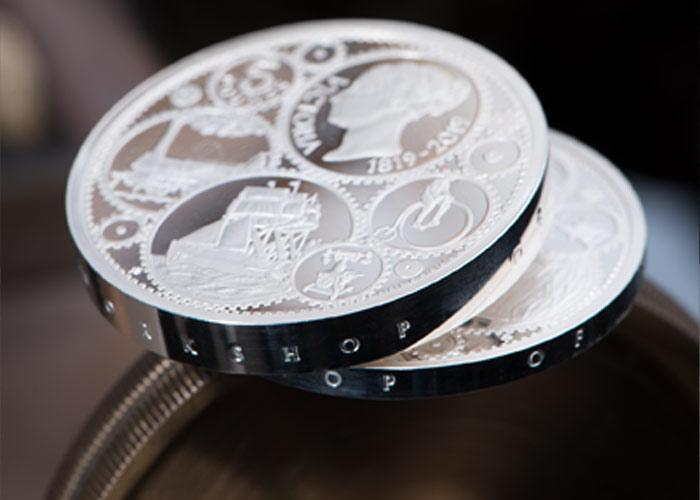 Discover The Royal Mint's new commemorative Queen Victoria coin collection