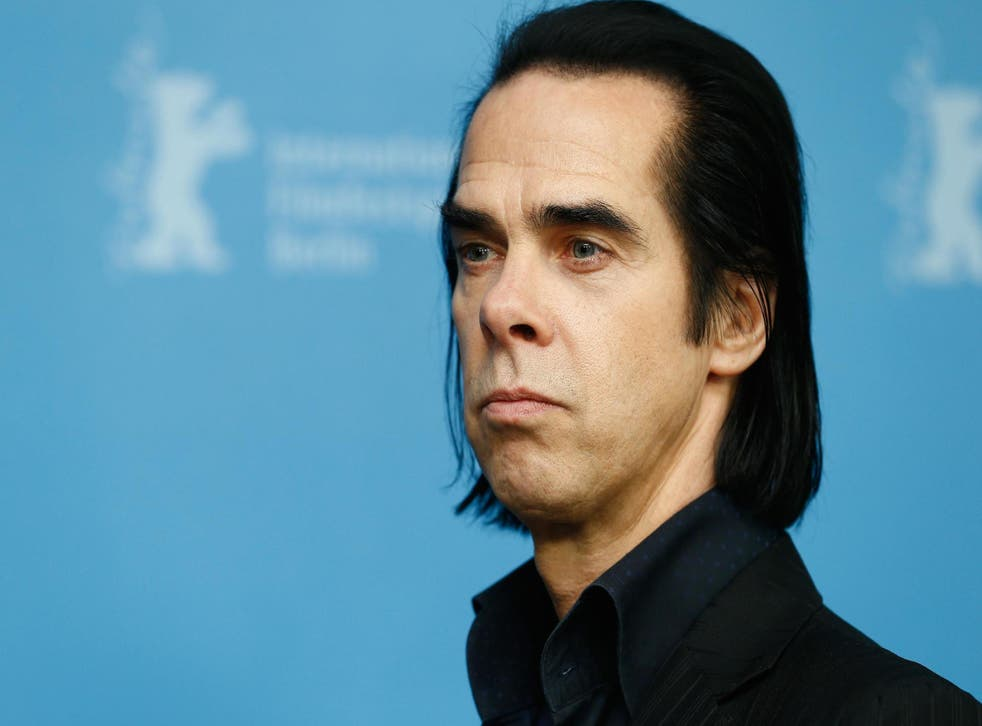 Nick Cave attends the '20.000 Days on Earth' photocall during 64th Berlinale International Film Festival on 10 February, 2014 in Berlin, Germany.