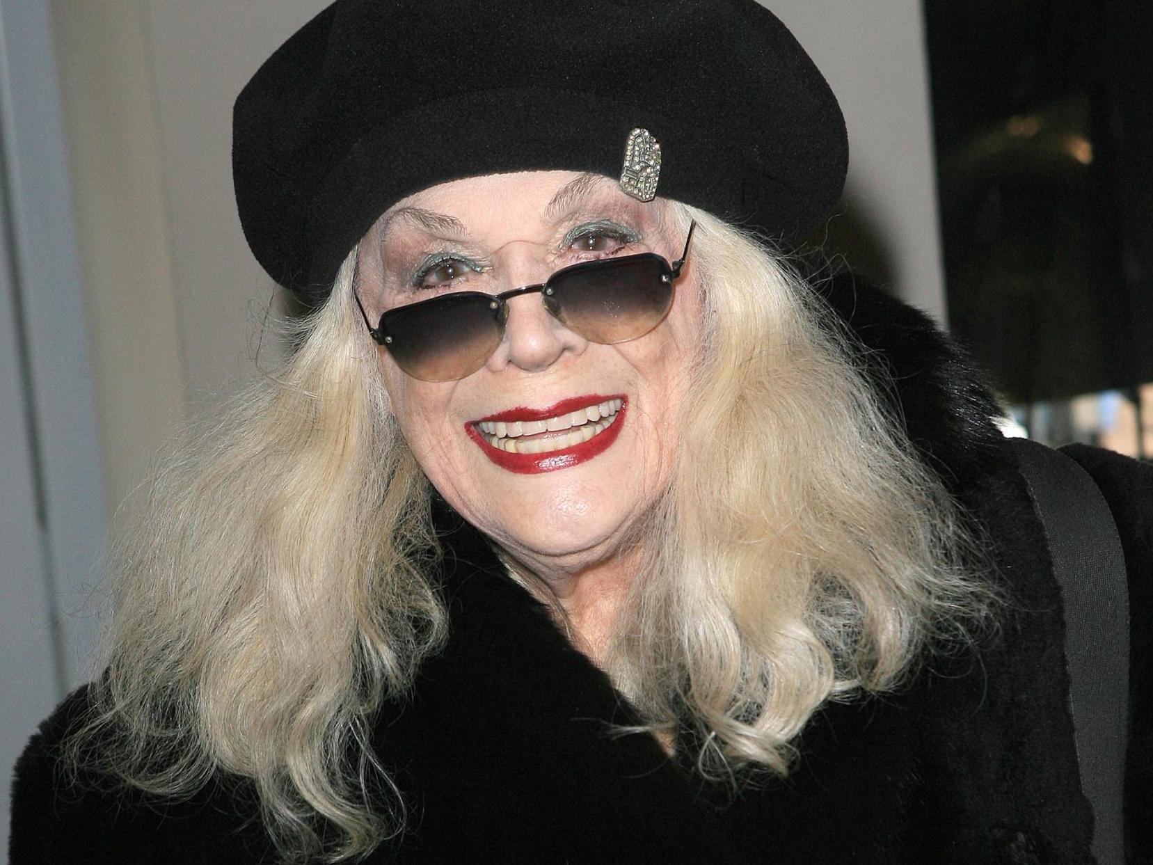 Oscar-nominated Midnight Cowboy star Sylvia Miles dies, aged 94