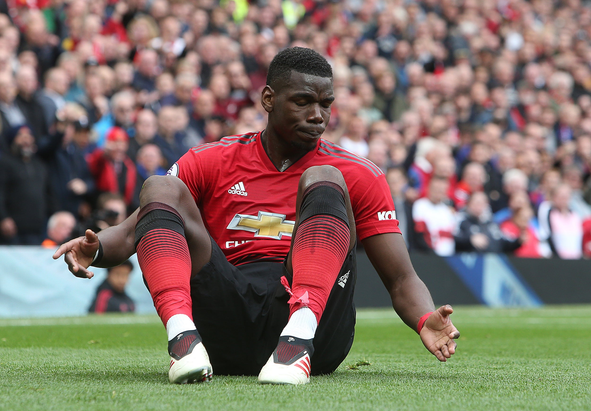 Image result for Pogba's main reason to leave Man Utd