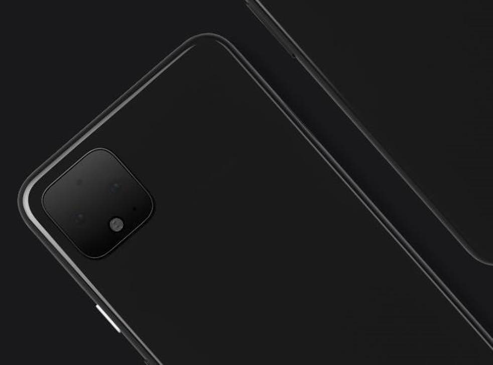 Google took the unusual step of unveiling its new Pixel 4 smartphone on Twitter ahead of the official release date