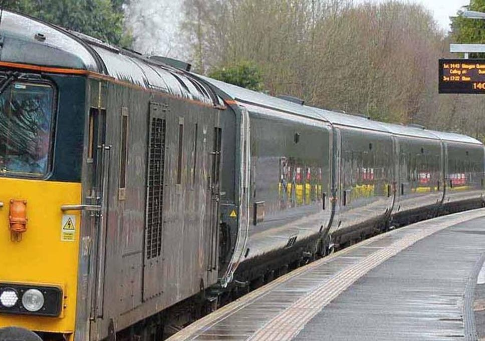 Caledonian Sleeper: Passengers stranded in Preston after train