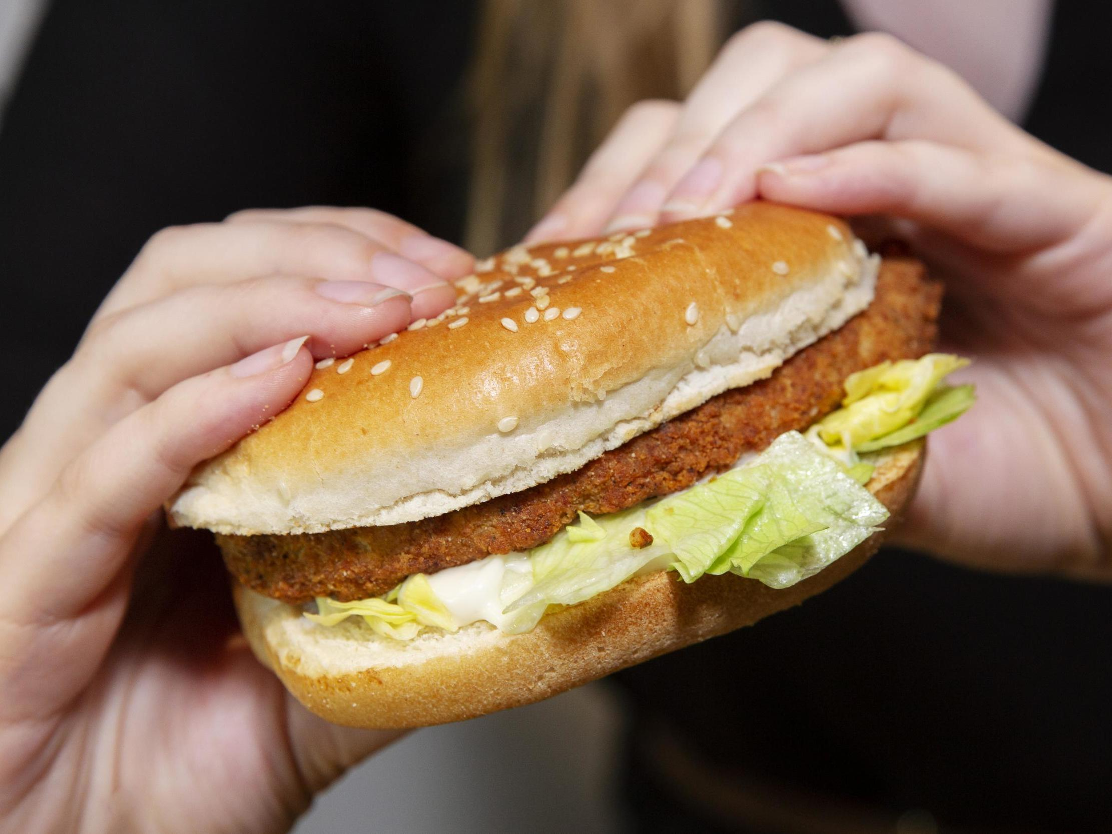 Kfc Vegan Burger To Be Launched In Uk Under Trial Scheme