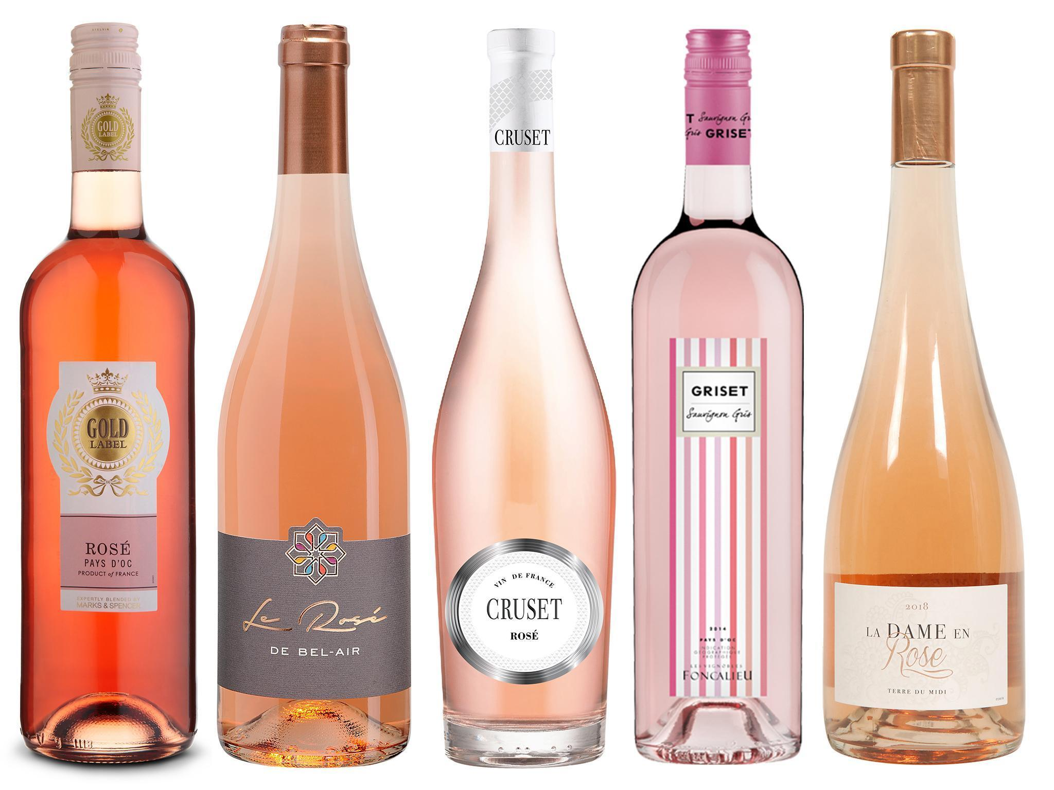 Wines of the week: Affordable roses for summer parties and the dinner table 1