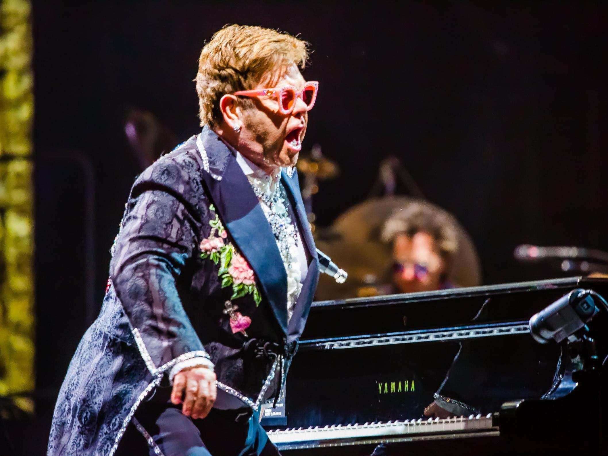 Elton John's Dublin show was one of pop's most affecting farewells – review