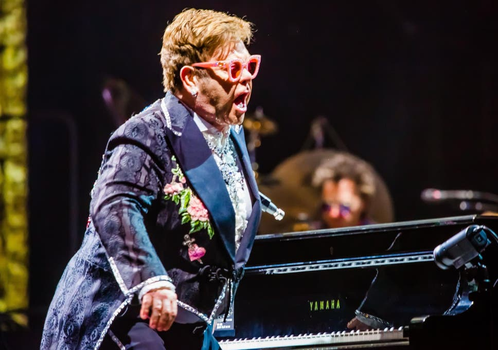 Elton John review, 3Arena, Dublin: One of pop's most affecting