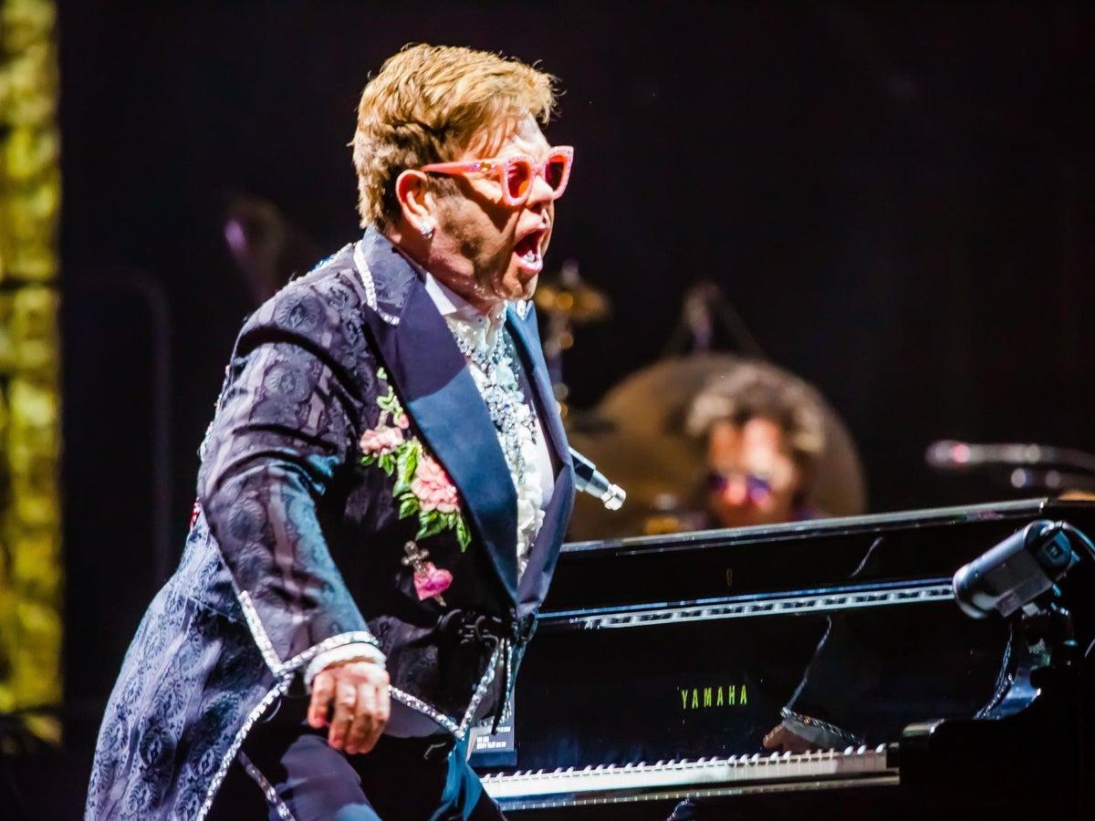 Elton John Oslo 2017