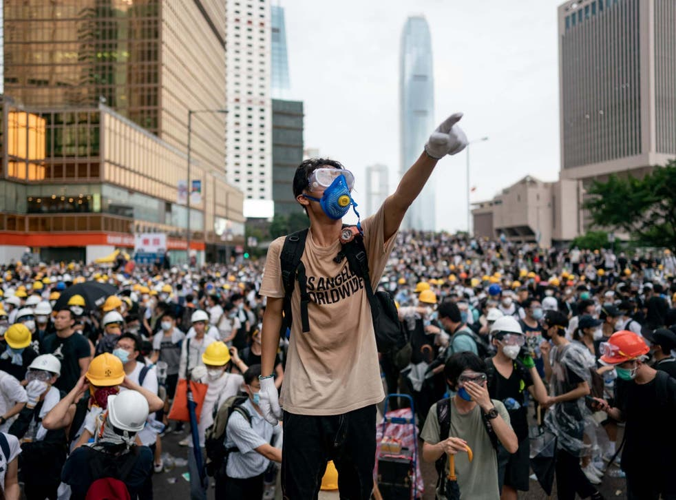 As last week showed, the better guarantors of the rights of the people of Hong Kong are the people themselves
