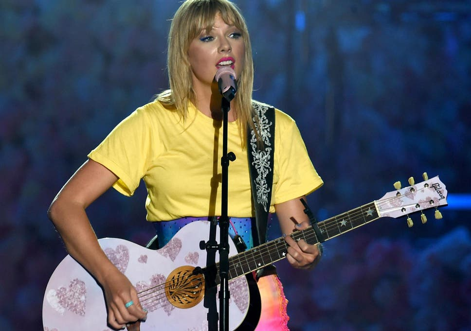 Taylor Swift reveals release date of new album Lover and announces