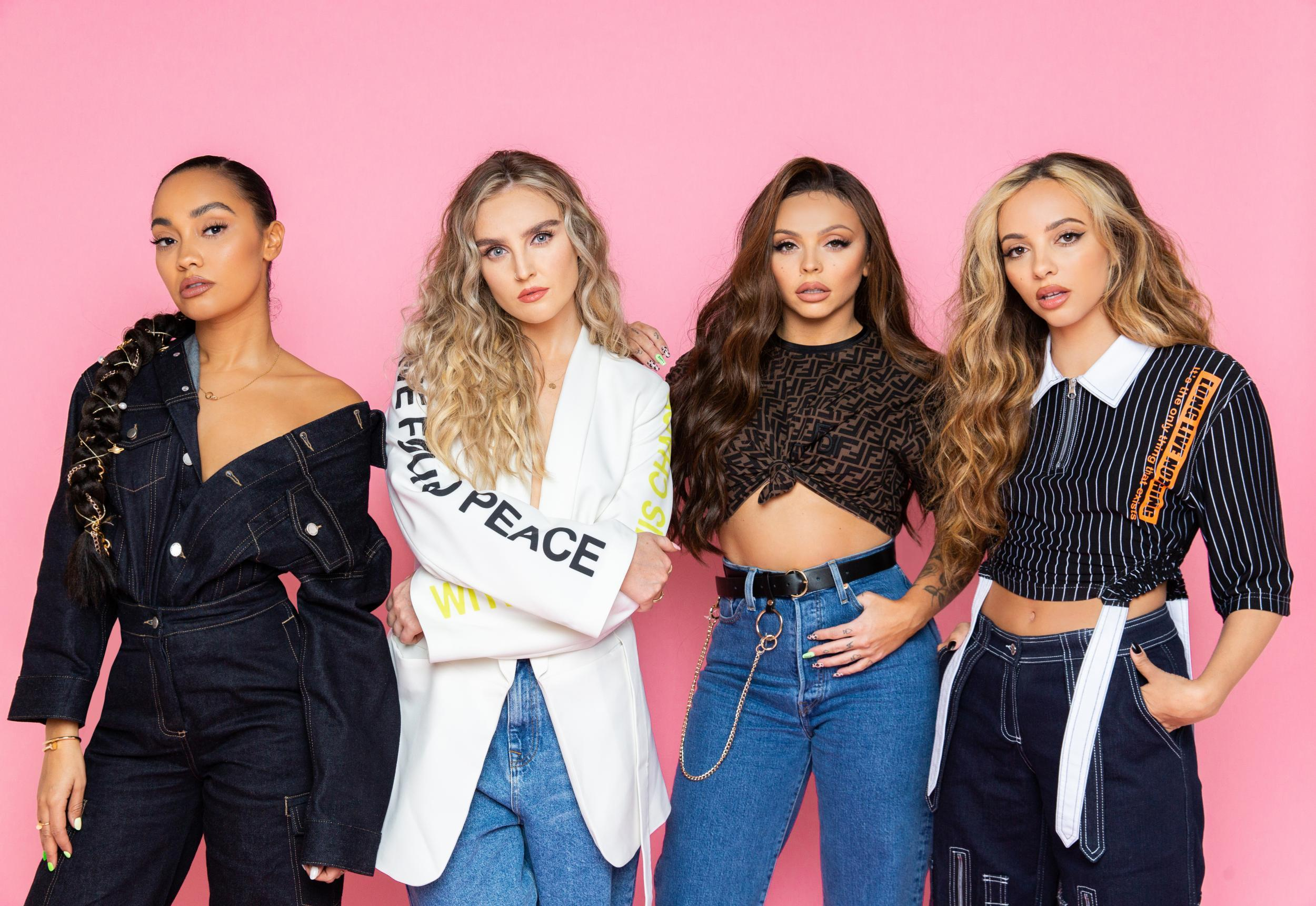 Little Mix: 'How dare they accuse us of trying to be sexual!'