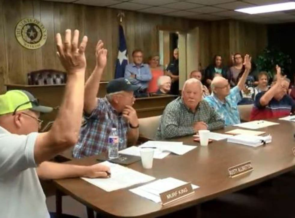 Waskom city council passes abortion ban